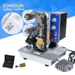 HP241 Electric Hot Stamp Printer Coding Machine   Manufacturing Equipment for sale in Lagos State, Alimosho