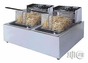 New Commercial Electric Chip Fryer - Single Tank Two Basket | Restaurant & Catering Equipment for sale in Lagos State, Ojo