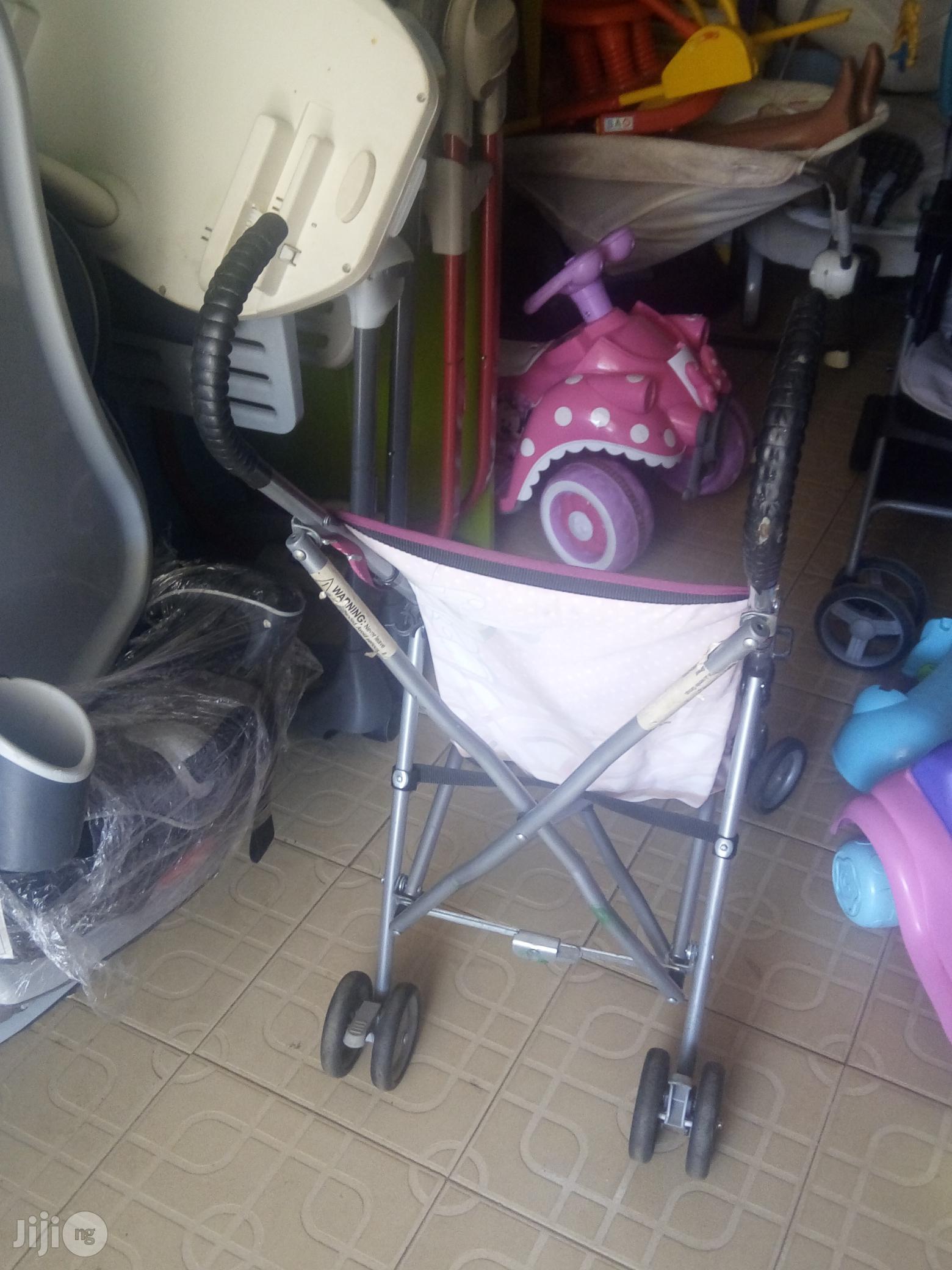 Tokunbo UK Used Baby Stroller   Prams & Strollers for sale in Lekki, Lagos State, Nigeria