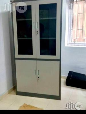 Top Quality 2-Door Metal Filing Cabinet | Furniture for sale in Lagos State