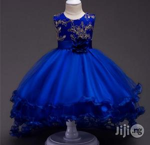 Baby Girl High Low Party Dress   Children's Clothing for sale in Lagos State, Surulere