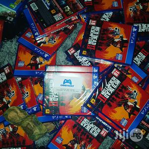 Red Dead Redemption 2 Ps4 Playstation 4 Brandnew | Video Games for sale in Lagos State, Ikeja