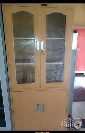 Top Quality 2-Door Metal Filing Cabinet | Furniture for sale in Lagos State, Ikeja