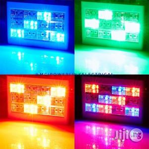 High Brightness LED Room Strobe Light Disco Party Lighting 12LED   Home Accessories for sale in Lagos State, Ojo