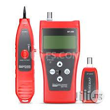 Network Mornitoring Cable Fault Locator/Tracker NF-308 | Measuring & Layout Tools for sale in Lagos State, Ikeja