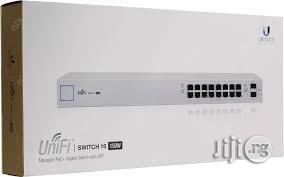 Ubiquiti US-16-150W Unifi Switch   Networking Products for sale in Lagos State, Ikeja