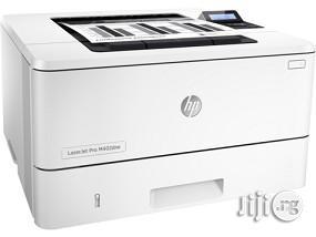 HP Laserjet Pro M402dne Black White Duplex Network Printer   Printers & Scanners for sale in Lagos State, Ikeja