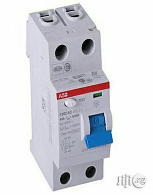 Abb Residual Current Circuit Breaker (Elcb) 100amp 2poles   Electrical Hand Tools for sale in Lagos State, Lekki