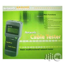 Professional Multi-functional Cable Tester | Measuring & Layout Tools for sale in Lagos State, Ikeja