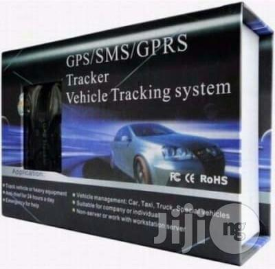GPS-GSM-SMS-GPRS Car Tracker