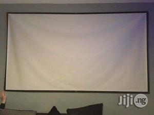 Projector Screen | TV & DVD Equipment for sale in Lagos State