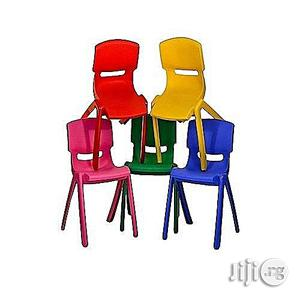 Generic Strong Children Chairs Bundle X 5 | Children's Furniture for sale in Lagos State