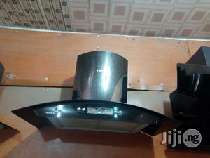 Range Hoods Extrator 6 Burner Bosh   Kitchen Appliances for sale in Lagos State, Ojo