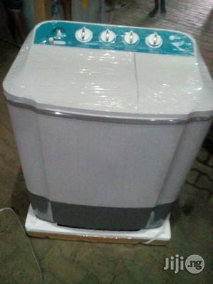 LG Washing Machine 7.5kg With 2 Yrs Warranty   Home Appliances for sale in Lagos State, Ojo