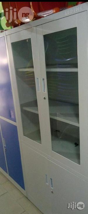 Modern 2-Door Metal Filing Cabinet | Furniture for sale in Lagos State, Lekki