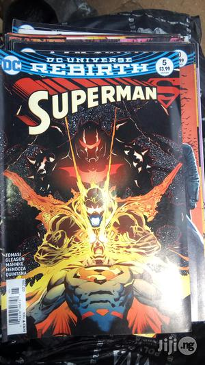 DC Comic, Of Spider And Batman | Books & Games for sale in Lagos State, Yaba