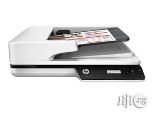 HP Scanjet PRO 3500 F1 Flatbed Scanner   Printers & Scanners for sale in Lagos State, Ikeja