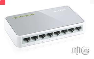 Tp-link 8 – Port 10/100mbps Tp-link Desktop Switch | Networking Products for sale in Lagos State, Ikeja