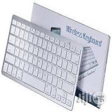 Wireless Bluetooth Keyboard   Computer Accessories  for sale in Lagos State, Ikeja