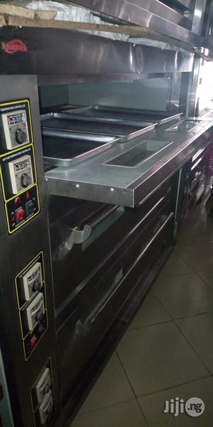 Electric Oven 9 Tray | Industrial Ovens for sale in Lagos State, Ojo
