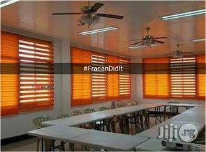 Curtain Window Blinds Free Installation | Building & Trades Services for sale in Abuja (FCT) State, Asokoro