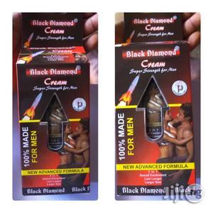 Black Diamond Cream 3 In 1 For Men   Sexual Wellness for sale in Enugu State, Enugu