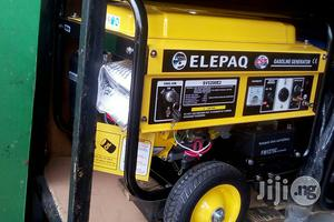 ELEPAQ Generator 5.5kva Copper Coil With 2 Years Warranty   Electrical Equipment for sale in Lagos State, Ojo