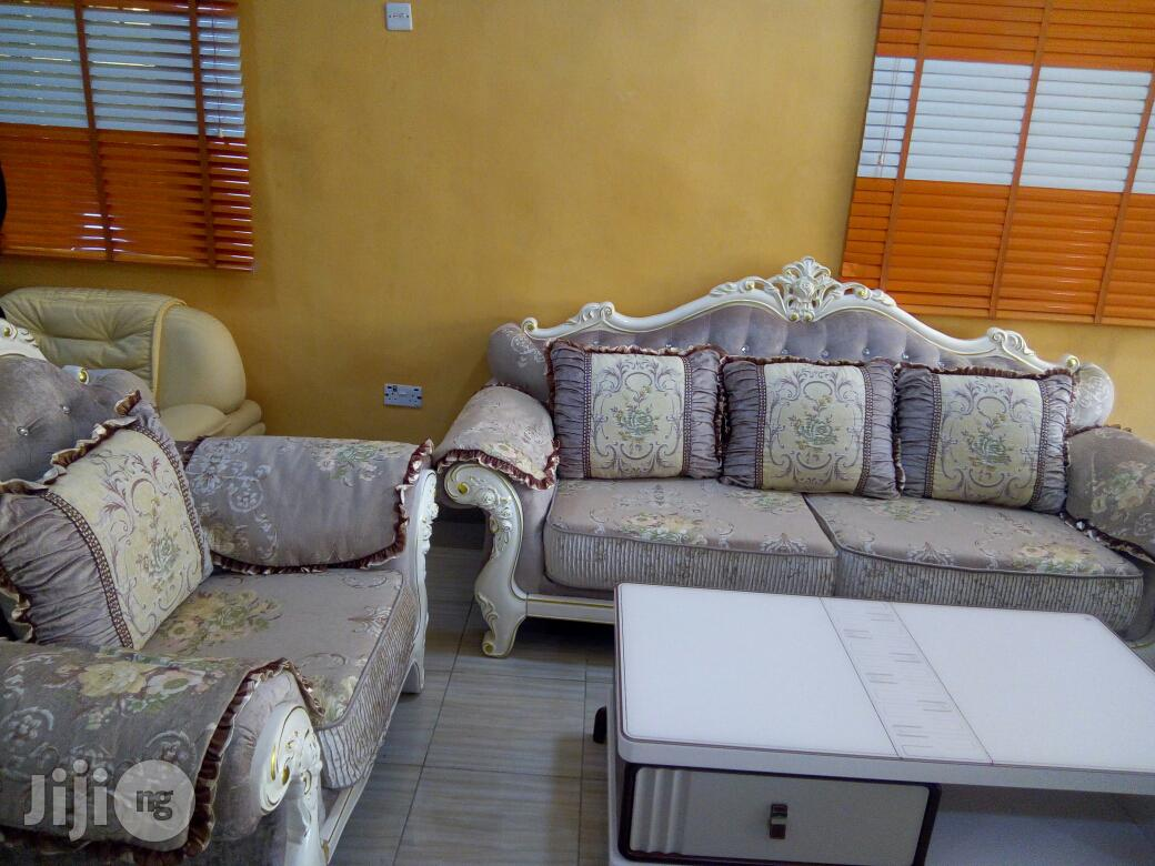 Seven Seaters Royal Sofa Chair   Furniture for sale in Ajah, Lagos State, Nigeria