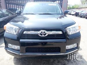 Tokunbo Toyota 4runner 2011 Black   Cars for sale in Lagos State