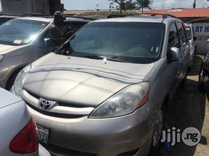 Toyota Sienna 2008 Silver | Cars for sale in Lagos State, Apapa