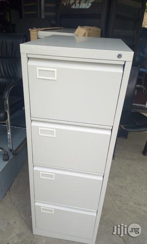 Imported 4-Drawer Office Filing Cabinet | Furniture for sale in Lagos State, Amuwo-Odofin