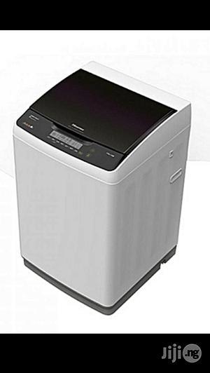 Hisense 8kg Automatic Washing Machine WTCT802 Top Loader | Home Appliances for sale in Lagos State, Lagos Island (Eko)