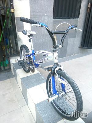 Vertical Aluminium Stunt Bicycle 20 Inches   Sports Equipment for sale in Lagos State, Surulere