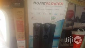 Home Flowers Home Theater System 3000 Watts With Blue Tooth And 2 Yrs   Audio & Music Equipment for sale in Lagos State, Ojo