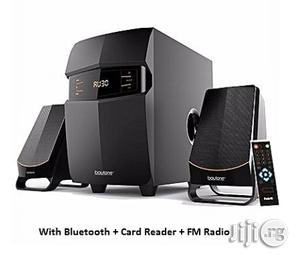 Havit Multimedia Woofer Speakers With Bluetooth + Card Reader + FM   Audio & Music Equipment for sale in Lagos State, Ikeja
