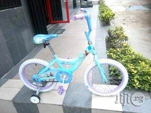 Huffy Elsa Frozen 18 Inches Children Bicycle | Toys for sale in Lagos State, Surulere