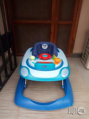 Tokunbo UK Used Chicco Baby Walker Blue Color   Children's Gear & Safety for sale in Lagos State