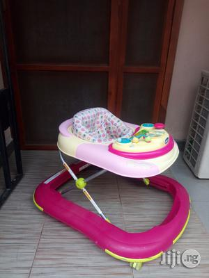Tokunbo UK Used Chicco Baby Walker Pink Color   Children's Gear & Safety for sale in Lagos State