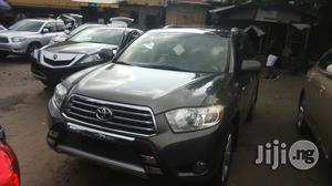 Toyota Highlander 2010 Green | Cars for sale in Lagos State, Apapa