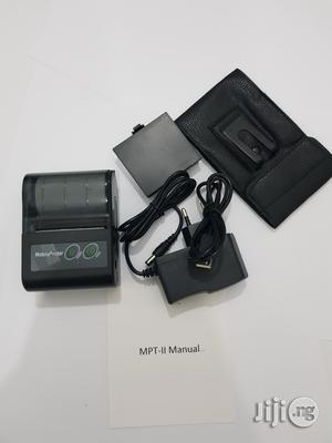POS Thermal Receipt Mobile Printer   Store Equipment for sale in Lagos State, Ikeja