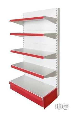 Single Sided High Quality Supermarket Display Shelves   Store Equipment for sale in Lagos State