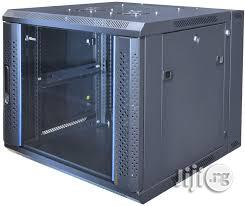 9U 19inch Wall Mount Network Computer/Server Rack | Computer Accessories  for sale in Lagos State, Ikeja