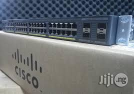 Cisco Catalyst WS-C2960X-48LPS-L 48 Port Ethernet Switch With 370 Watt Poe   Networking Products for sale in Lagos State, Ikeja