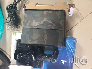 Playstation 4 + God Of War + FIFA 19 + 3 More Games | Video Game Consoles for sale in Abuja (FCT) State, Wuse