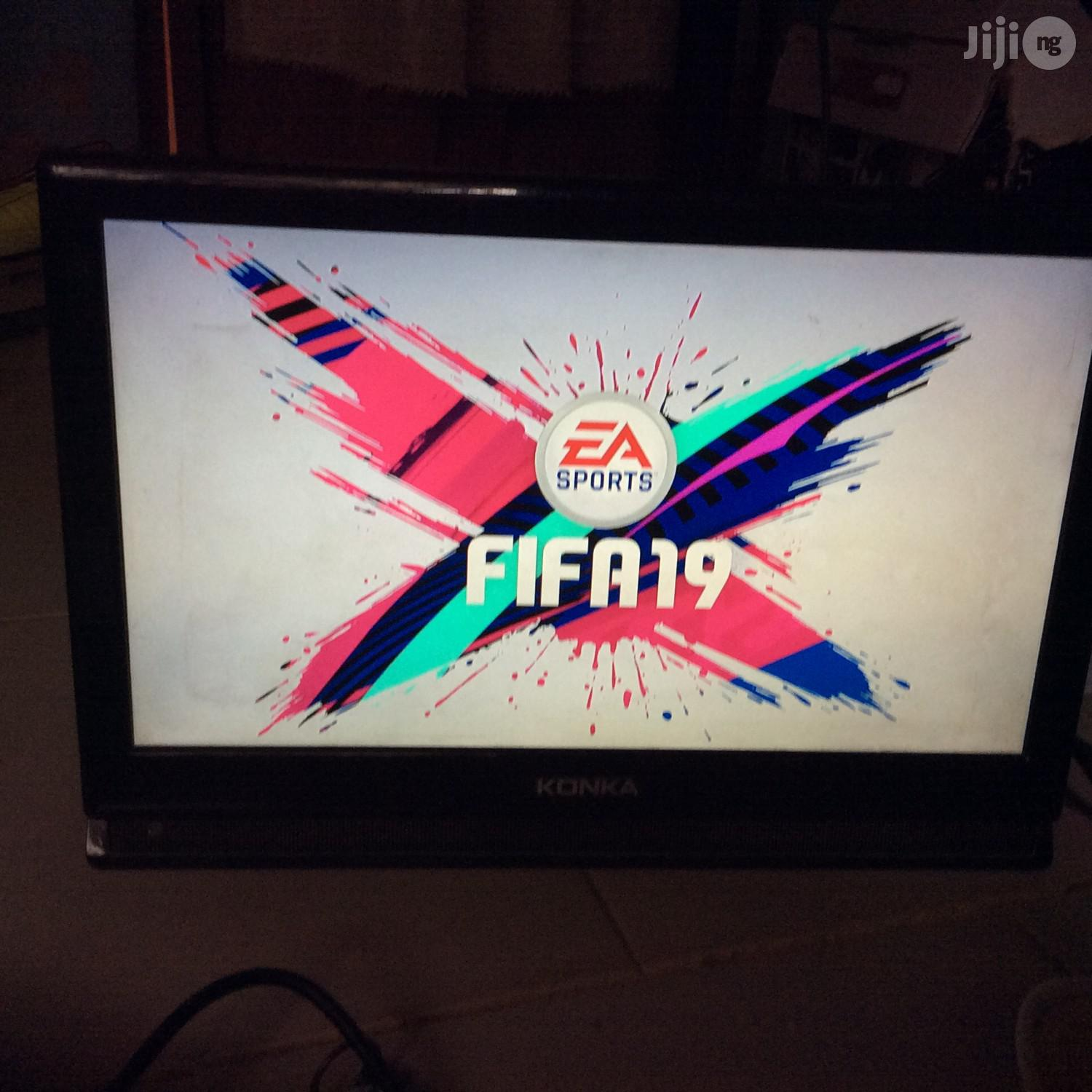 Playstation 4 + God Of War + FIFA 19 + 3 More Games   Video Game Consoles for sale in Wuse, Abuja (FCT) State, Nigeria