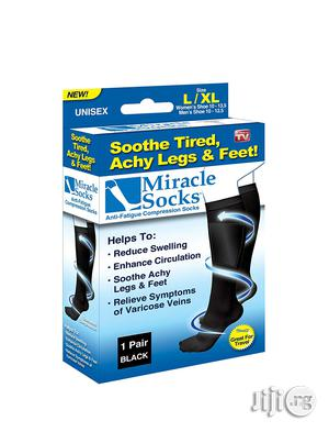 Miracle Anti-fatigue Compression Socks | Clothing Accessories for sale in Lagos State, Alimosho