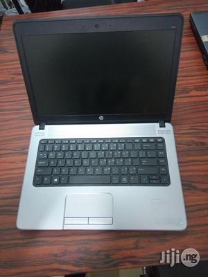 Laptop HP ProBook 440 G1 4GB Intel Core I5 HDD 500GB | Laptops & Computers for sale in Lagos State, Ikeja