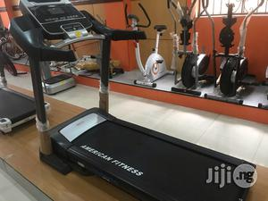 3hp Treadmill (American Fitness) | Sports Equipment for sale in Delta State, Warri