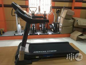 3hp American Fitness Treadmill | Sports Equipment for sale in Abuja (FCT) State, Kubwa