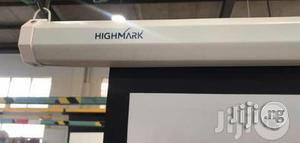 Highmark 72inches Tripod Projection Screen   Accessories & Supplies for Electronics for sale in Lagos State, Ikeja